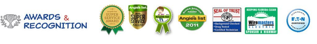 awards-RECOGNITION-updated Miami Electrician - WireMasters Electric Inc