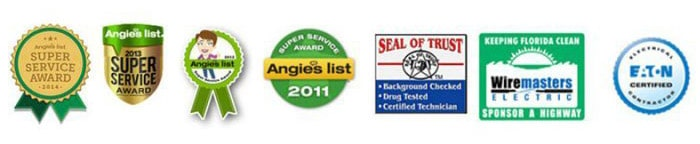 Wire Masters Awards & recognitions - Licensed Electrician Miami - Miami Electrician - WireMasters Electric